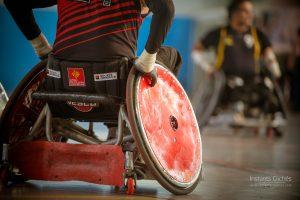 Rugby Fauteuil : Un sport paralympique photogénique !