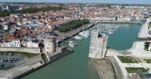 Vidéo Drone : La Rochelle Confinée